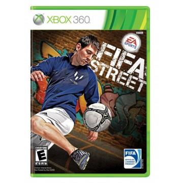 FIFA Street 2012 (Lietota)
